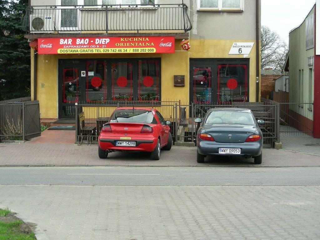 Bar Orientalny Bao Diep Chinska I Wietnamska Kuchnia Wyszkow Ostrow Mazowiecka